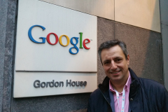 Google Dublin - Conferencia Jose Luis Alonso