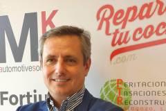 Jose Luis Alonso Director ReparatuCoche