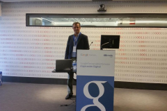 Jose Luis Alonso Reguera en Google Madrid