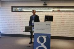 Jose Luis Alonso Reguera en Google Madrid