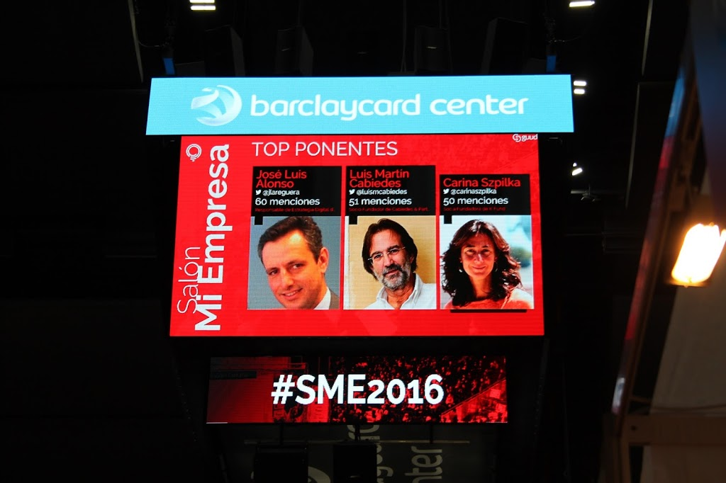Top Ponentes Salon Mi Empresa 2016