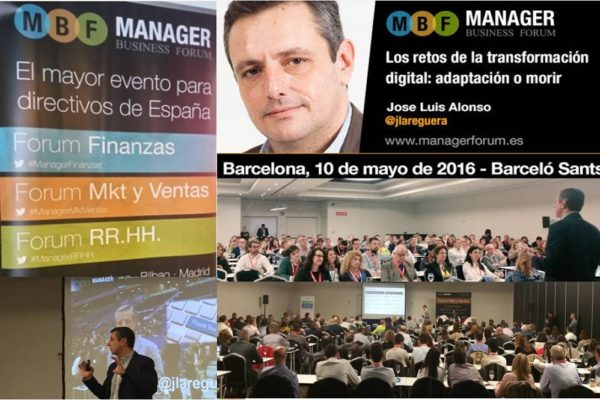 Manager Business Forum, Evento para Directivos
