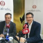Jose Luis Alonso en Capital Radio