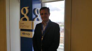 Jose Luis Alonso en Google Madrid