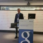 Conferencia de Jose Luis Alonso en Google Madrid