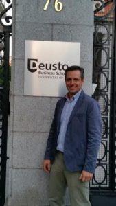 Jose Luis Alonso en Universidad Deusto